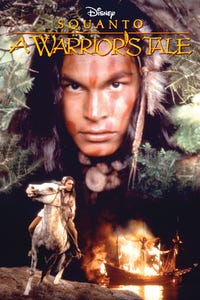 Squanto: A Warrior's Tale as Captain Hunt