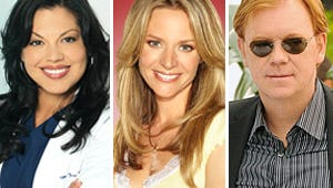 Mega Buzz: A Grey's Competition, A Glee Return and Love on CSI: Miami