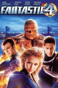 Fantastic Four as Leonard