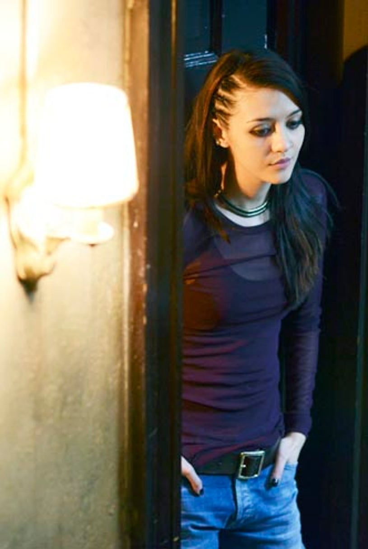 "How to Get Away with Murder - Season 1 - ""Pilot"" - Katie Findlay"