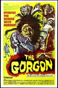 The Gorgon as Dr. Namaroff