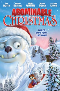Abominable Christmas as Dog Catcher