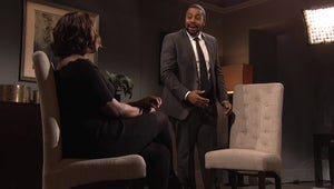 Saturday Night Live Parodies Explosive R. Kelly Interview