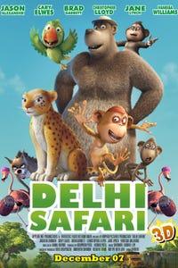 Delhi Safari as Bagga (English version)