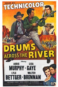 Drums Across the River as Sam Brannon