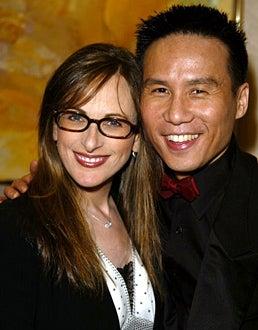 Marlee Matlin and B.D. Wong - 2004