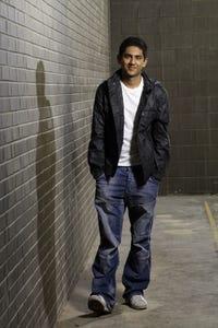 Adhir Kalyan as Raj Pareesh
