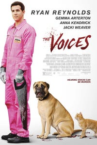 The Voices as Jerry's Stepfather