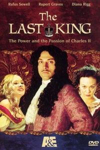 The Last King as Queen Henrietta Maria
