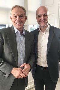 Tony Blair as Himself