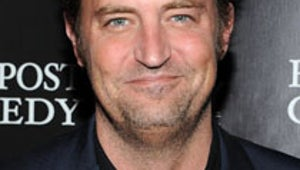 Pilot Season: Friends' Matthew Perry to Star in NBC's Go On Comedy