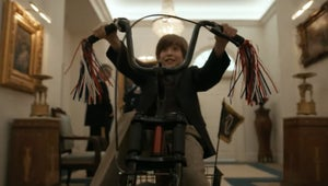 Jordan Peele's Twilight Zone Trailer Makes Jacob Tremblay Riding a Tricycle Look Sinister AF