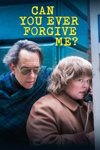 Can You Ever Forgive Me? as Lee Israel