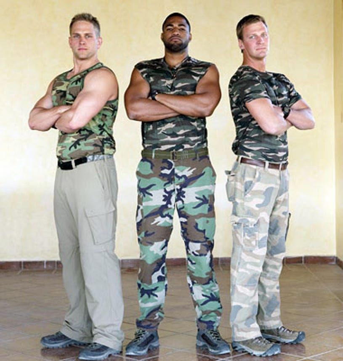 Expedition Impossible - Season 1 - Nicholas Coughlin, Chad Robinson and Jason Cronin