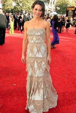 Evangeline Lilly - The 60th Primetime Emmy Awards, Septmeber 21, 2008