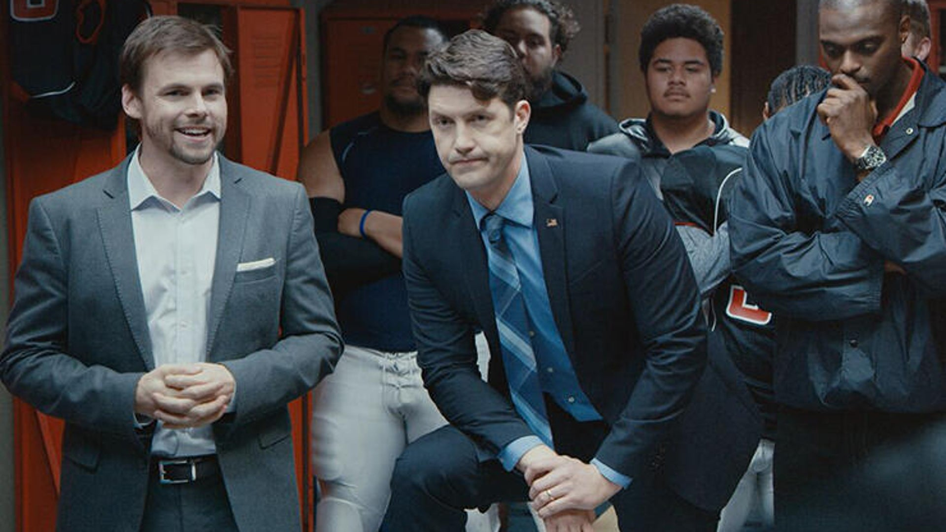 Tommy Dewey and Tug Coker, Now We're Talking