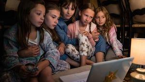 This Evil Season 1 Finale Sneak Peek Shows Kristen Tightening Security for Her Daughters