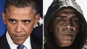 Does The Bible's Satan Look Like President Obama?