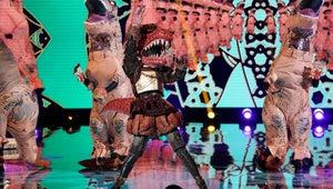The Masked Singer Sends T-Rex to Extinction