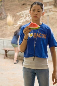 Leah Lewis as Ellie Chu