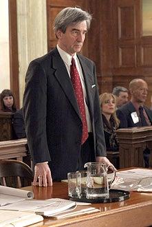 """Law & Order - Sam Waterston as """"Jack McCoy"""""""