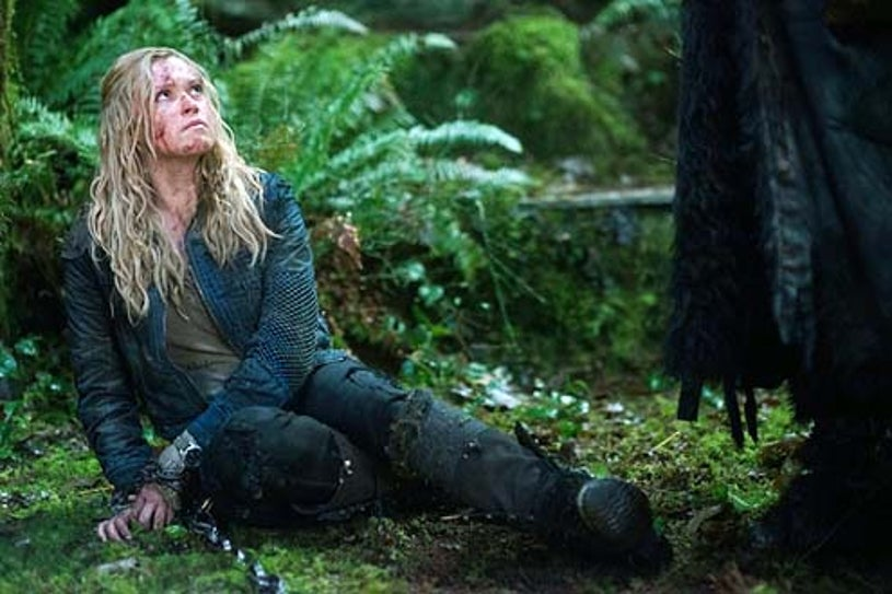 """The 100 - Season 1 - """"We Are Grounders - Part 1"""" - Eliza Taylor"""