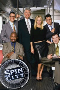 Spin City as Michelle