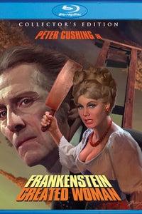 Frankenstein Created Woman as Baron Frankenstein