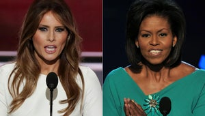 Did Melania Trump Plagiarize Michelle Obama's Speech at the RNC?