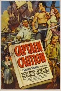 Captain Caution as American Consul
