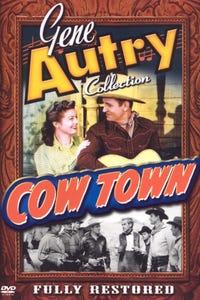 Cow Town as Townsman