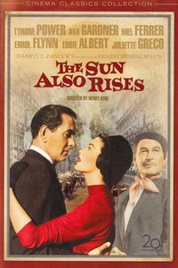 The Sun Also Rises as Lady Brett Ashley