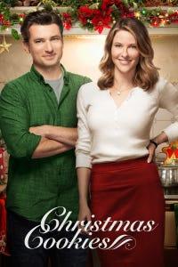 Christmas Cookies as Hannah Harper