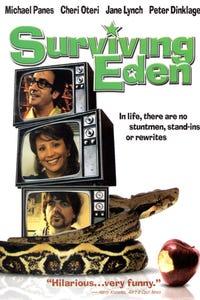 Surviving Eden as Dr. Levine
