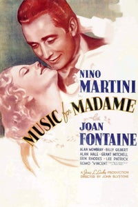 Music for Madame as Orchestra Leader