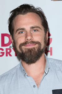 Rider Strong as Gregg Liscombe