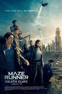 The Maze Runner: The Death Cure as Jorge