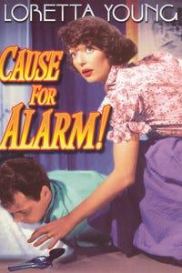 Cause for Alarm as Ellen Jones