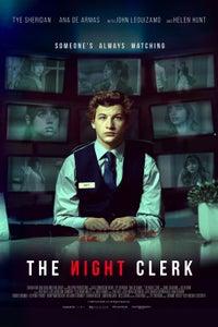 The Night Clerk as Ethel Bromley