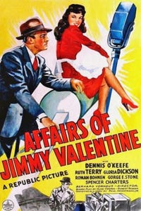 The Affairs of Jimmy Valentine as Chief of Police