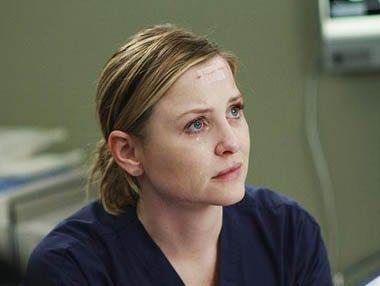 "Grey's Anatomy - Season 7 - ""Song Beneth the Song"" - Jessica Capshaw"