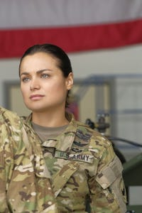 Christina Ochoa Lopez as Nurse