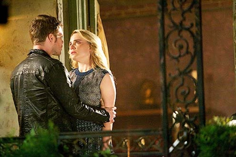 """The Originals - Season 1 - """"From a Cradle to the Grave"""" - Joseph Morgan and Leah Pipes"""