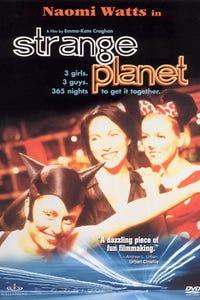 Strange Planet as Poppy
