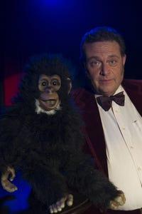 John Thomson as DCI Chris Ricketts