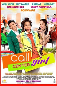 Call Center Girl as Claire Manlapat