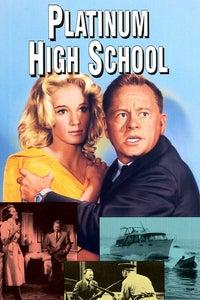 Platinum High School as Harry Nesbitt