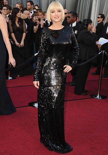 Anna Faris - The 84th Annual Academy Awards, February 26, 2012