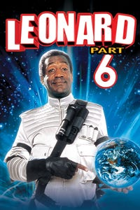 Leonard Part 6 as Madison
