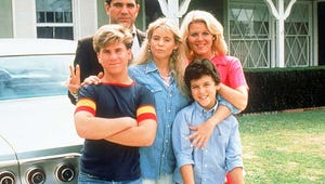 Exclusive Video: Behind the Scenes of The Wonder Years Cast Reunion